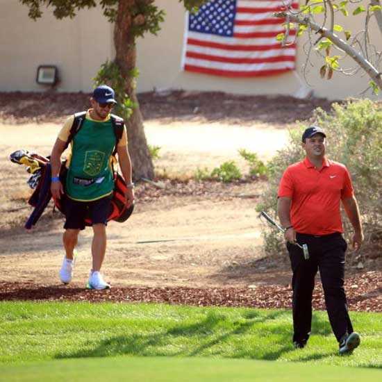 Patrick Reed Moves To Lead, Shows Off His Short Game In Dubai