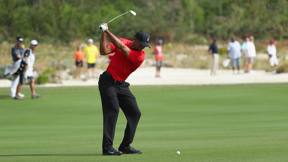 Downswing Transition:  Try And Get A Pause At The Top