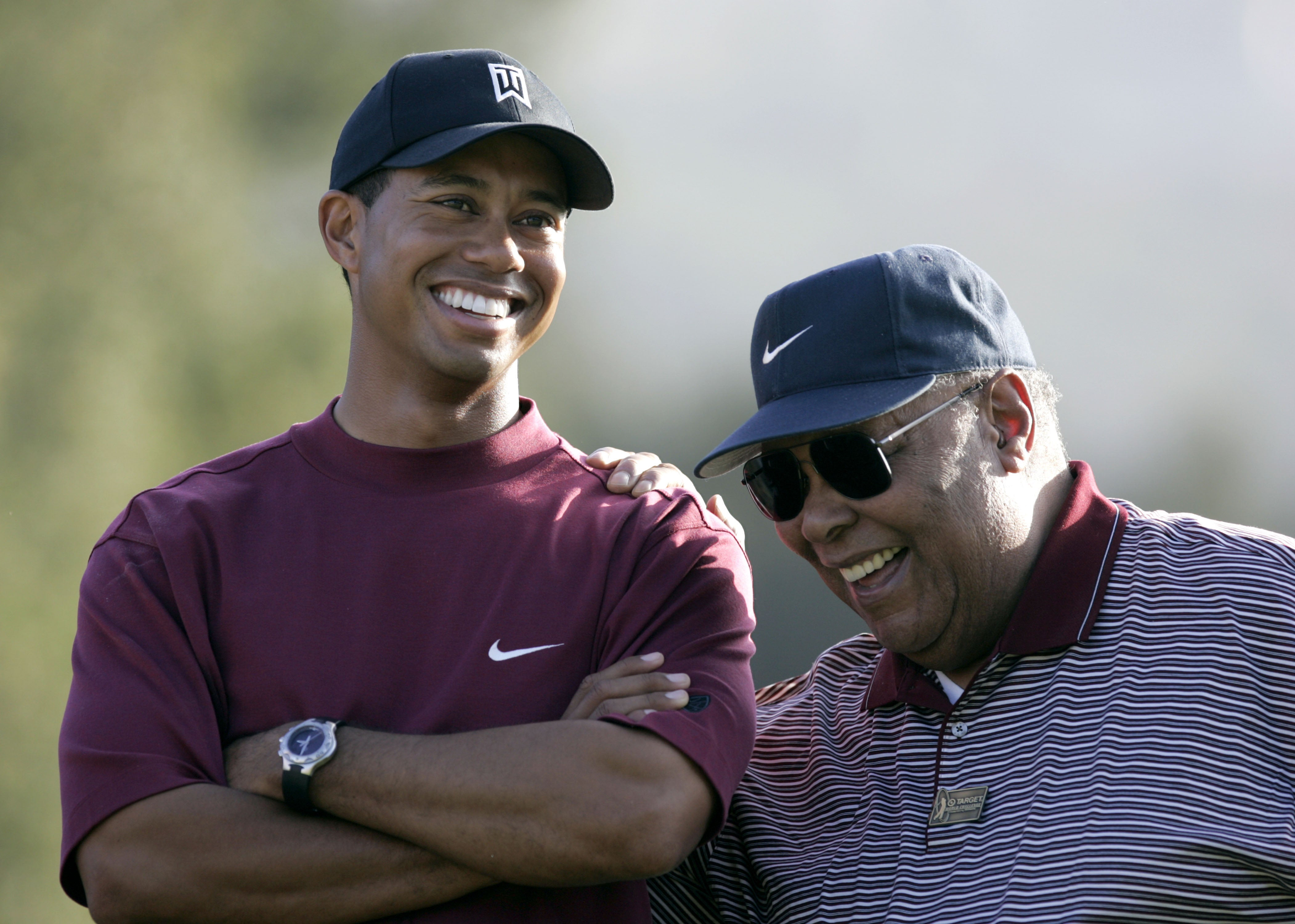 Training A Tiger:  Now It's Tiger's Turn To Be Earl Woods