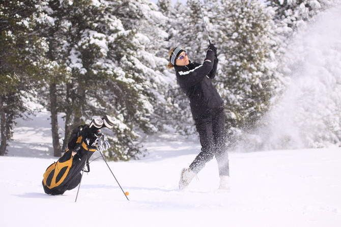 Cold Weather Golf?  Here's How To Prepare For The Chill