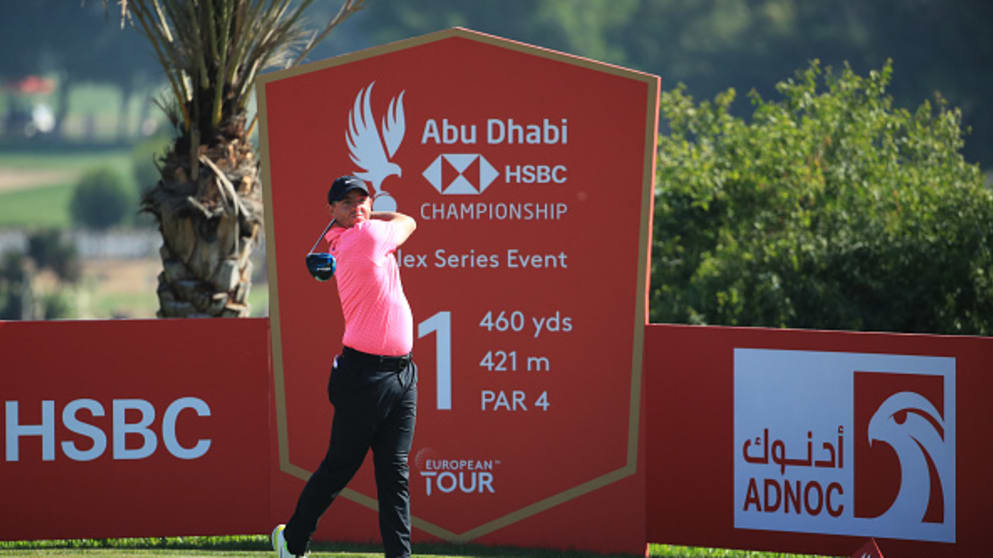 Magnificent McIlroy:  Rory (64) Puts Up Best-Ever Round In Abu Dhabi