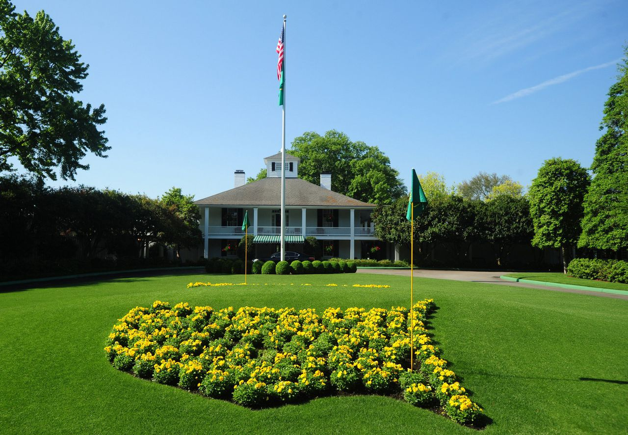 Masters 2021:  Augusta National Planning For Limited Number Of Patrons