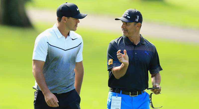 Brooks Koepka Dumps Claude Harmon III -- So Who's Next?