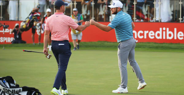 Tyrrell Hatton's Heat Melts Rory McIlroy In Abu Dhabi