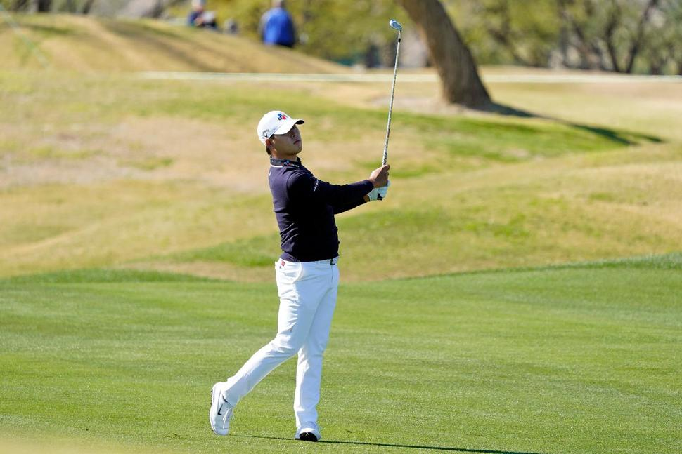 Si Woo Kim Is Back, Finally, With Fast Finish At AmEx