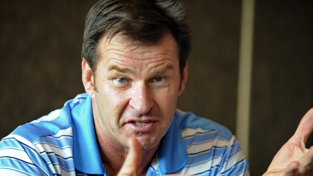 Nick Faldo, Nobilo, Baker-Finch And Pepper Frown On Patrick Reed
