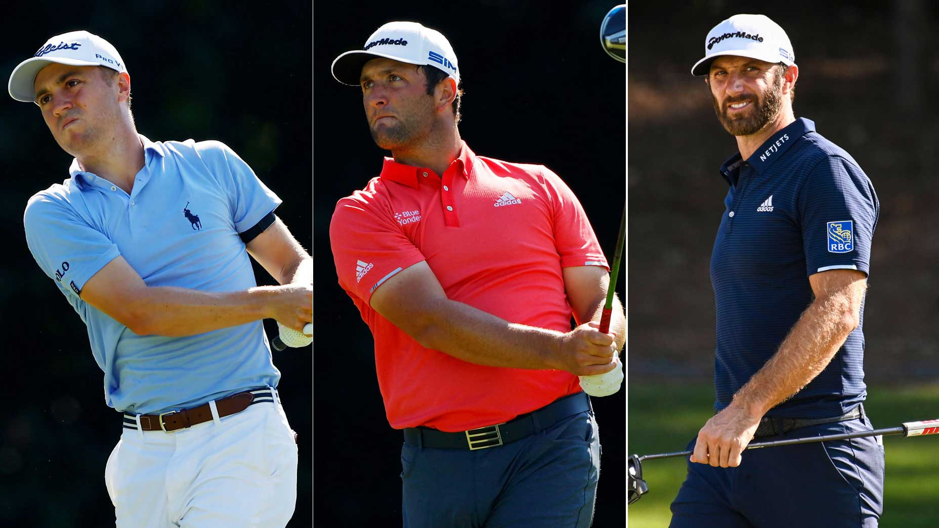 D.J., Rahm And J.T. -- The Genesis Field Is Top-Heavy With Talent