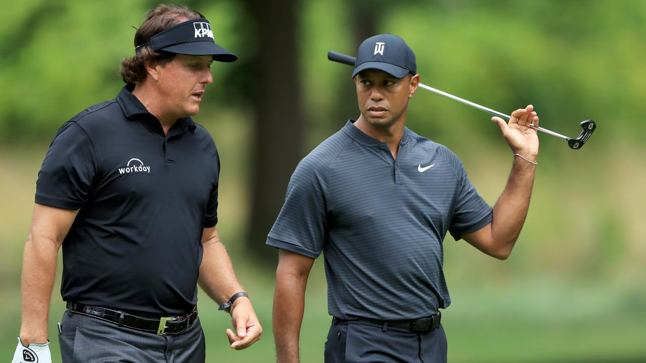 A WGC First-Ever:  No Tiger Or Phil At Concession Golf Club