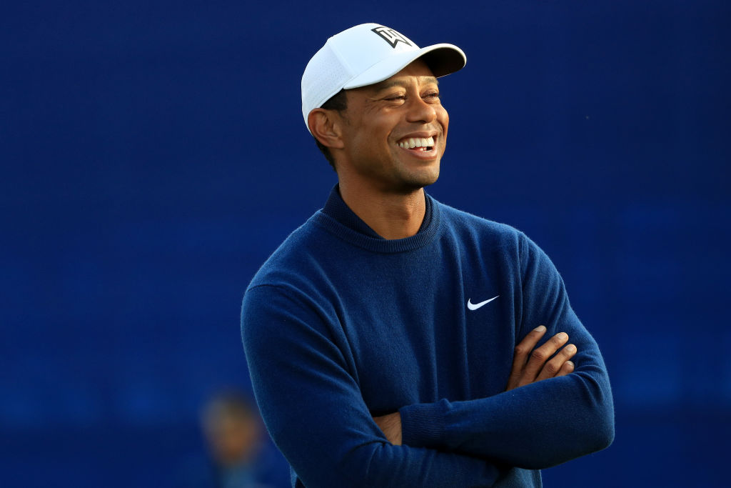 Tiger Woods Uncertain About His Competitive Return