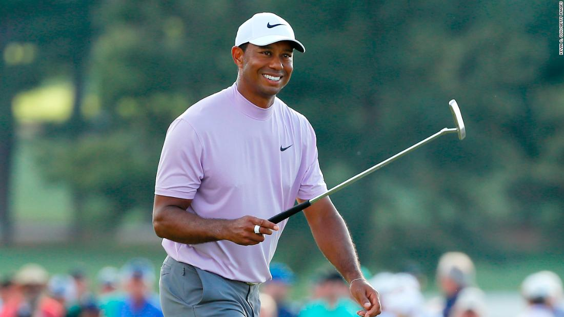 Tiger Woods Is Qualified -- But Don't Expect Him At Next Week's WGC Event