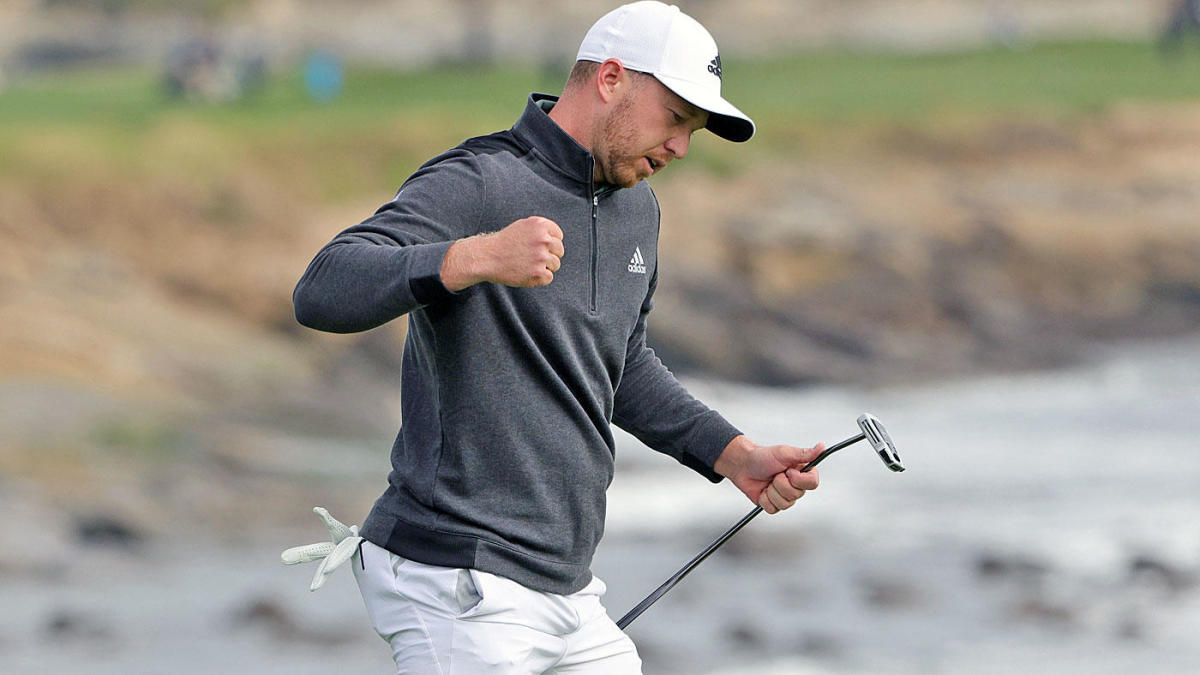 Dazzling Daniel -- Berger Eagles His Way To Victory At AT&T