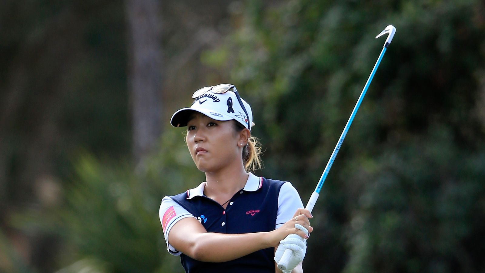 Long Lost Lydia Ko (65) Grabs Gainbridge Lead
