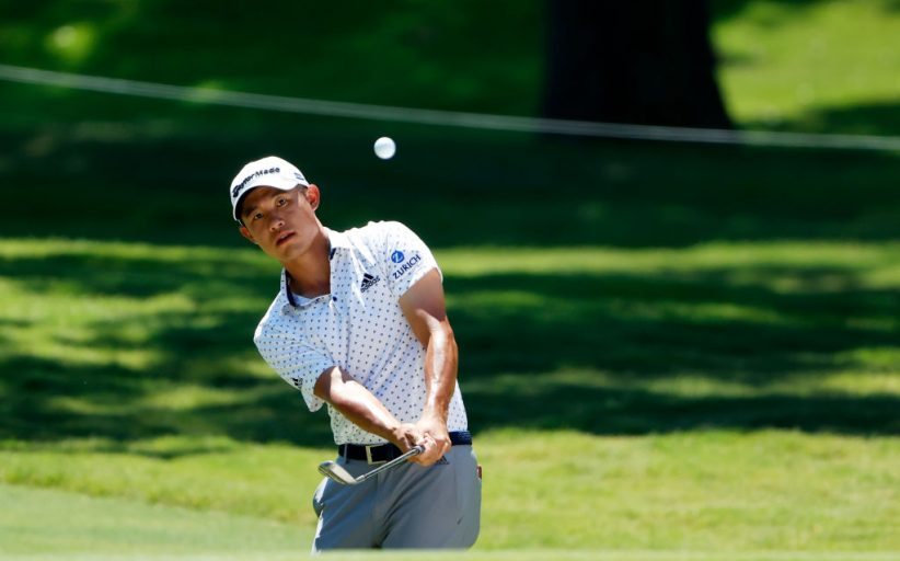 Cool, Calm, Collin -- Morikawa Too Tough For Rest At WGC-Workday