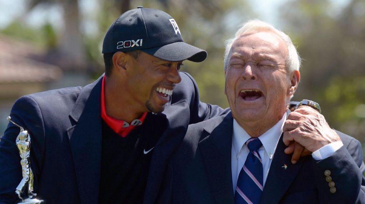 Arnold Palmer, Tiger Woods:  AP Invitational Misses Both In A Big Way