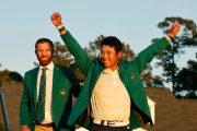 Hideki Hangs On -- Matsuyama Makes Masters History