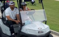 Tiger Woods Is Out-And-About -- Checking Out Charlie's Game