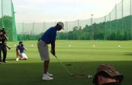 Perfect Posture At Setup -- Use Tiger Woods As Your Model