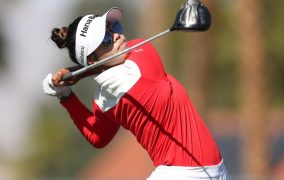 Thai Special:  Patty Tavatanakit Off And Running At LPGA Thailand