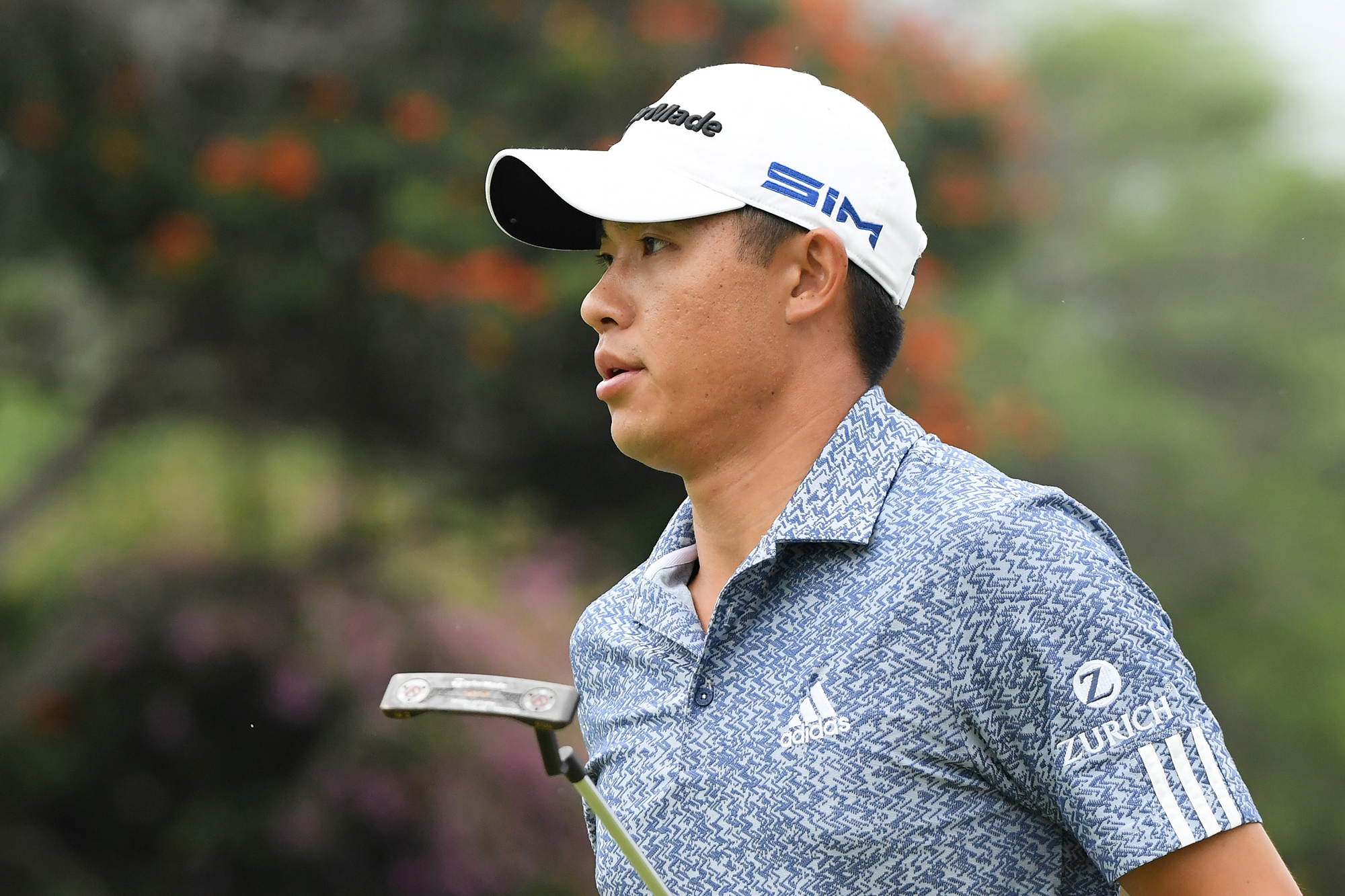 Collin Morikawa Switches Putters, Shoots 66 At Memorial