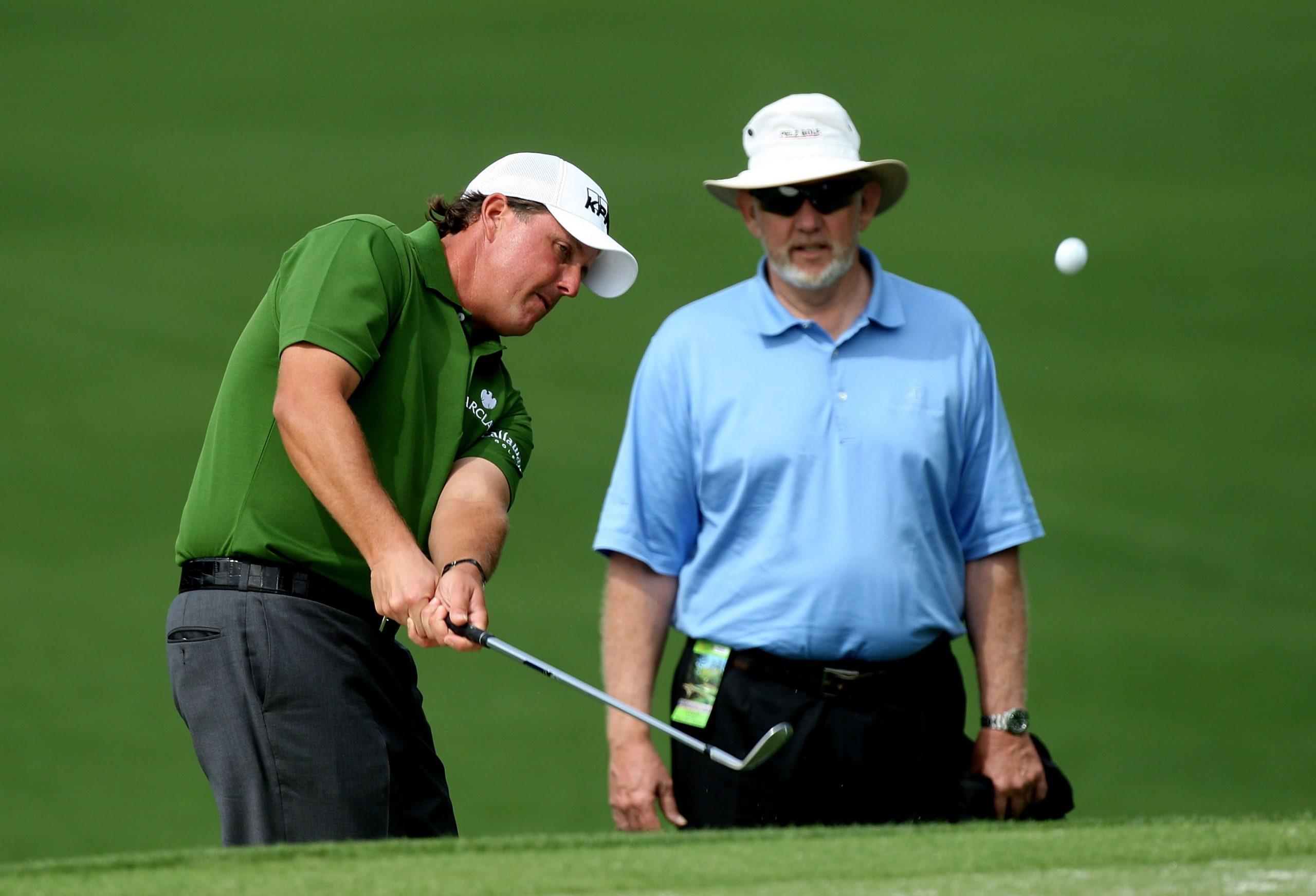 Good Wedge Swings Will Lead To Good Golf Swings