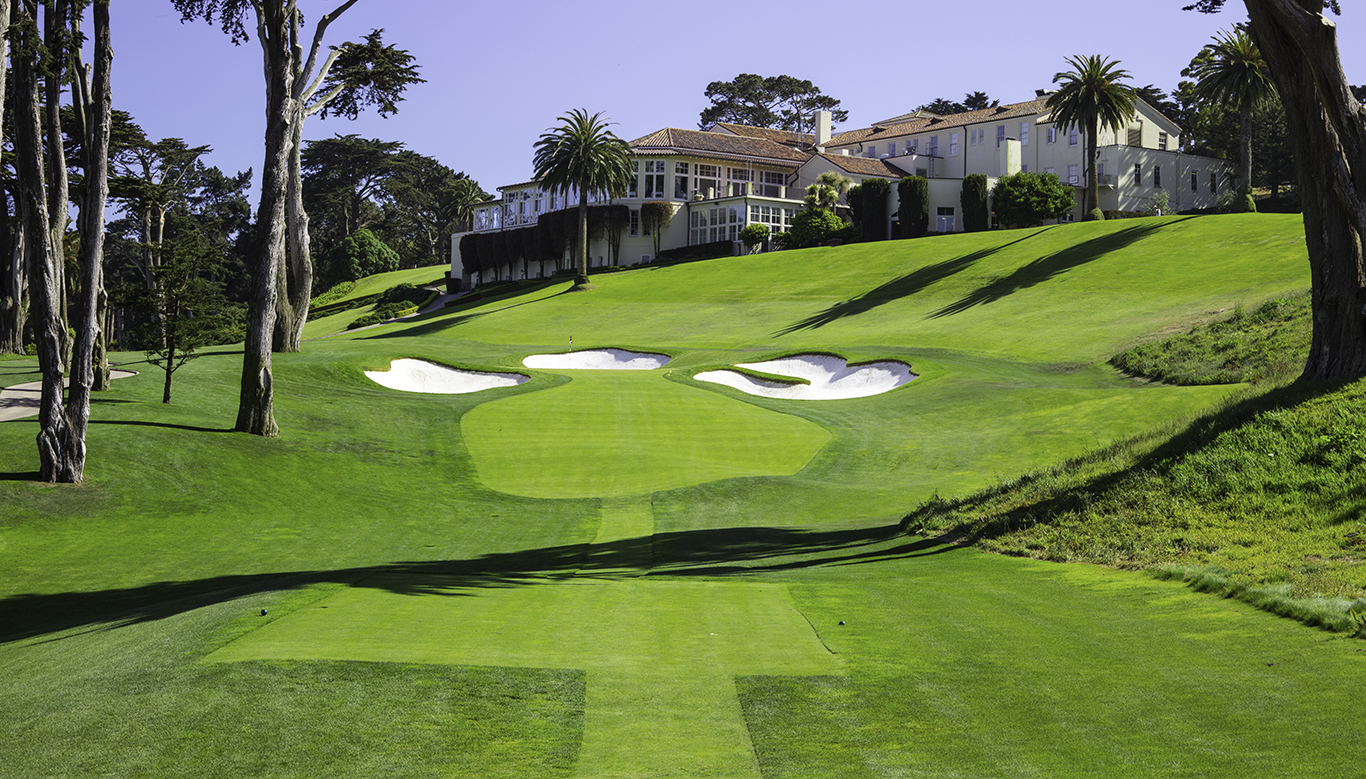 2021 Women's U.S. Open:  The Olympic Club Is The Star Of This Show