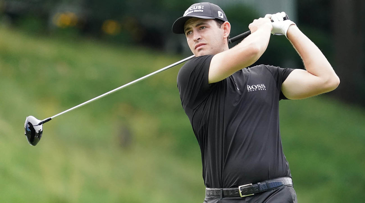 Cantlay Leads Memorial With Rahm In Shape To Take Over