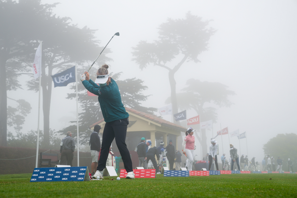 2021 Women's U.S. Open:  Olympic Club Proves More Than Tough