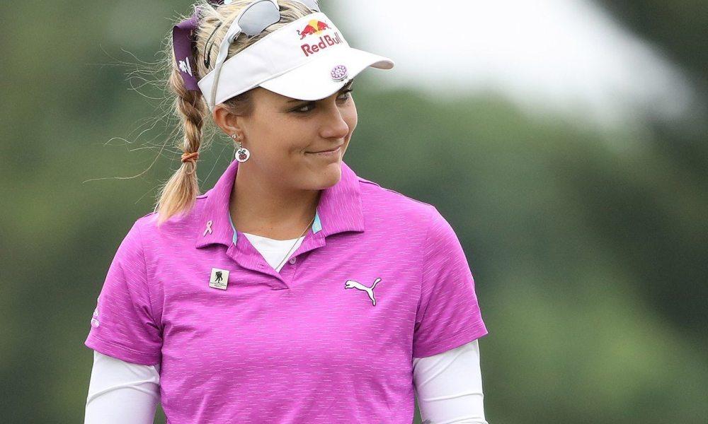 Lexi Thompson Takes Command At Women's U.S. Open