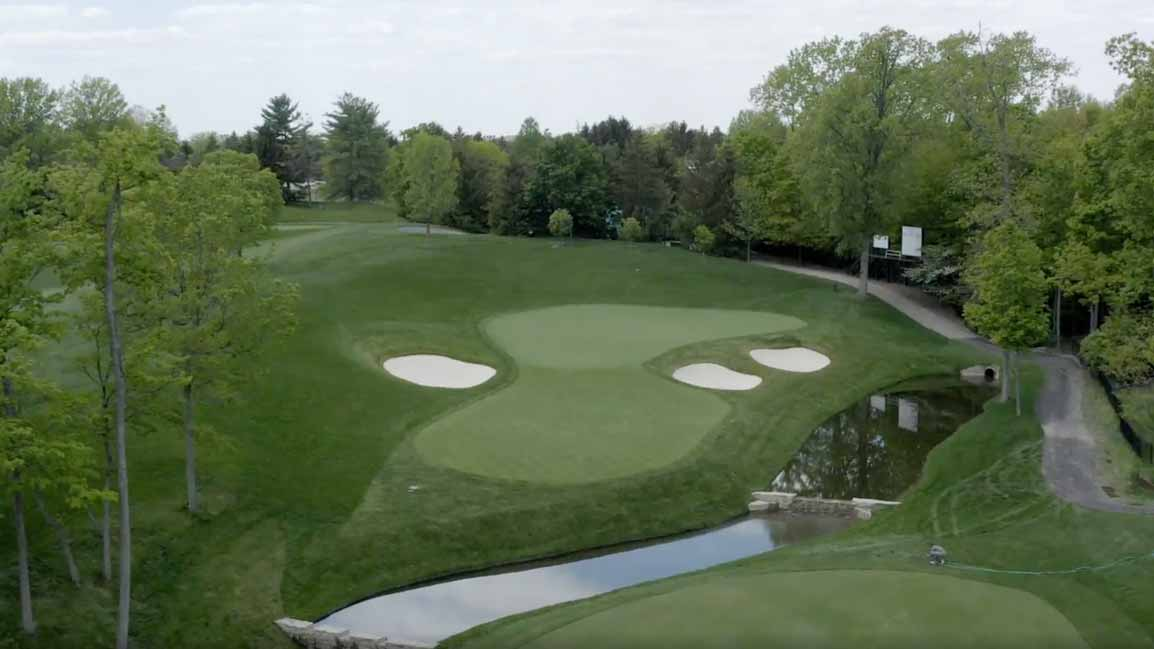 Jack Nicklaus Unveils Renovated Muirfield Village For Memorial