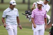 Battle For Olympic Golf Gold:  Xander, Hideki One-Two Heading To Final 18