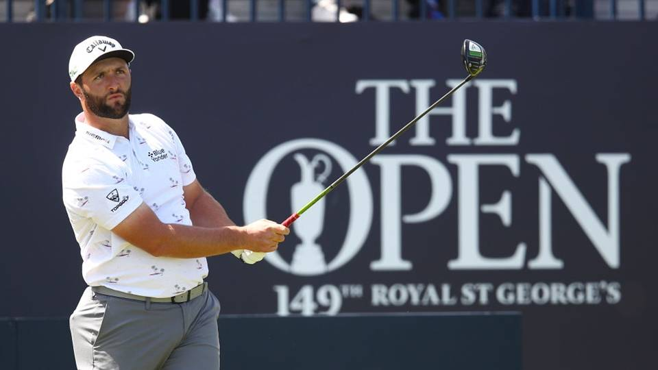 Back To No. 1 -- Jon Rahm Gets Top Grades In The Majors