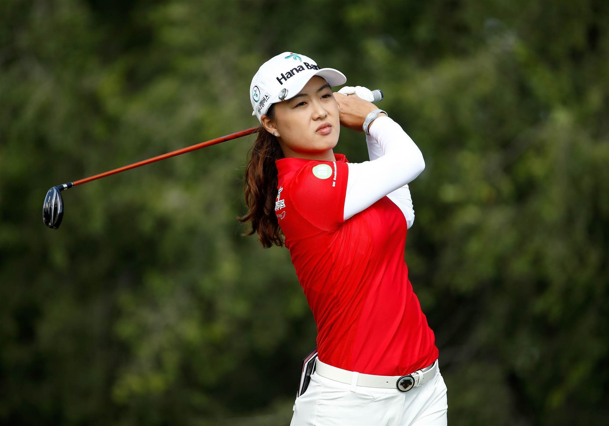 Epic Evian Collapse:  Lee6 Stumbles, Minjee Lee Steals First Major