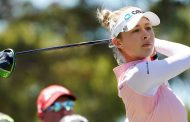 Watered Down:  Nelly Korda Struggles On Day One At Evian