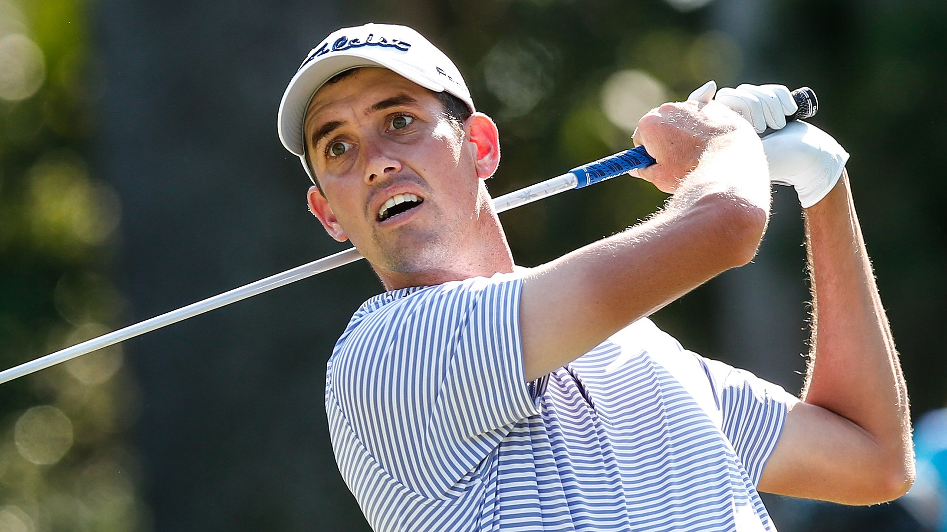 Dueling 63s:  Munoz, Hadley Set The Pace At John Deere Classic