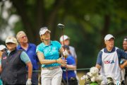 Total Blowout:  Annika Sorenstam Romps At U.S. Senior Women's Open