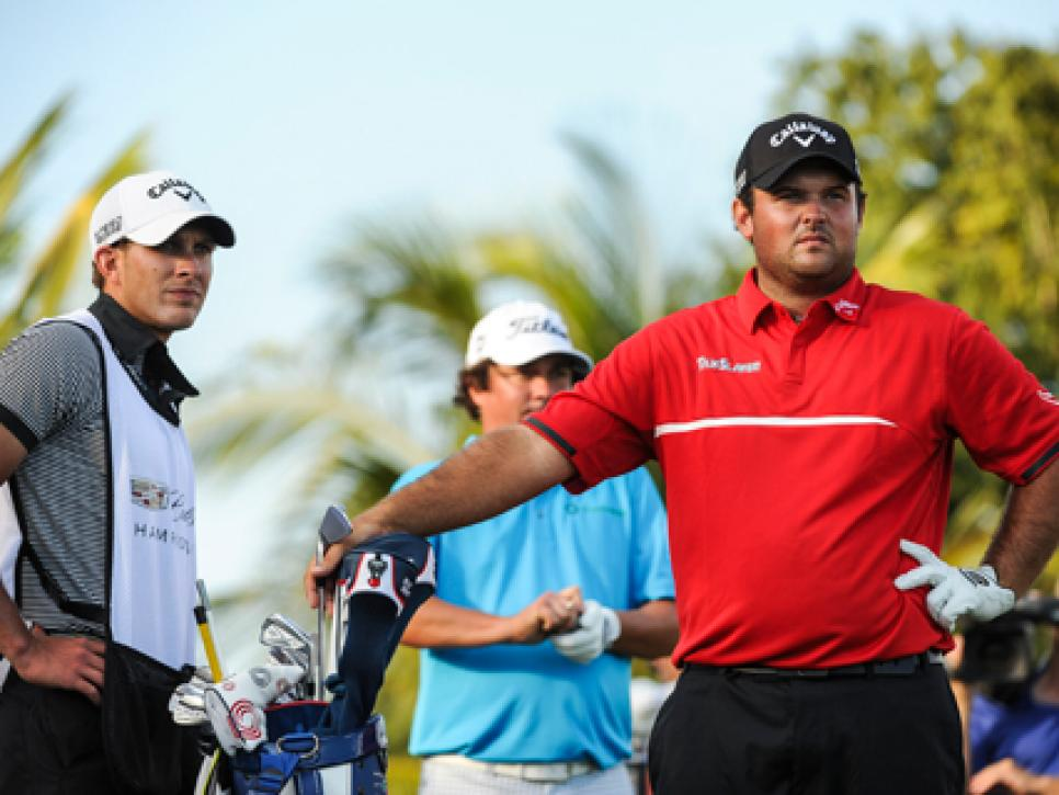 Patrick Reed:  COVID-Recovering And Playing Only For The Ryder Cup