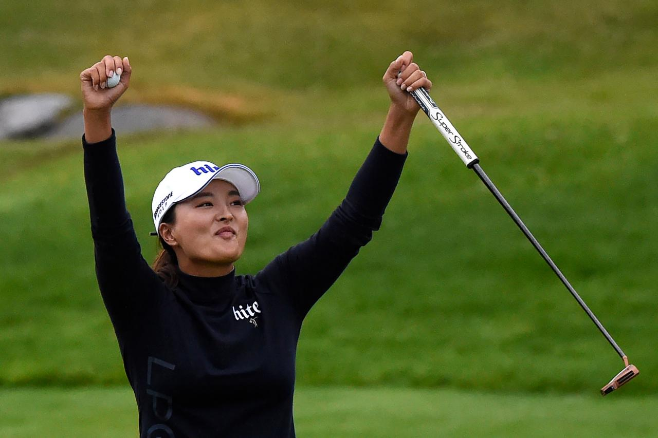 Jin Young Ko Outclasses The Field At Cambia Classic