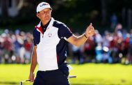 Phil Mickelson Trades Clubs For A Walkie-Talkie -- He's A Ryder Cup Vice Captain