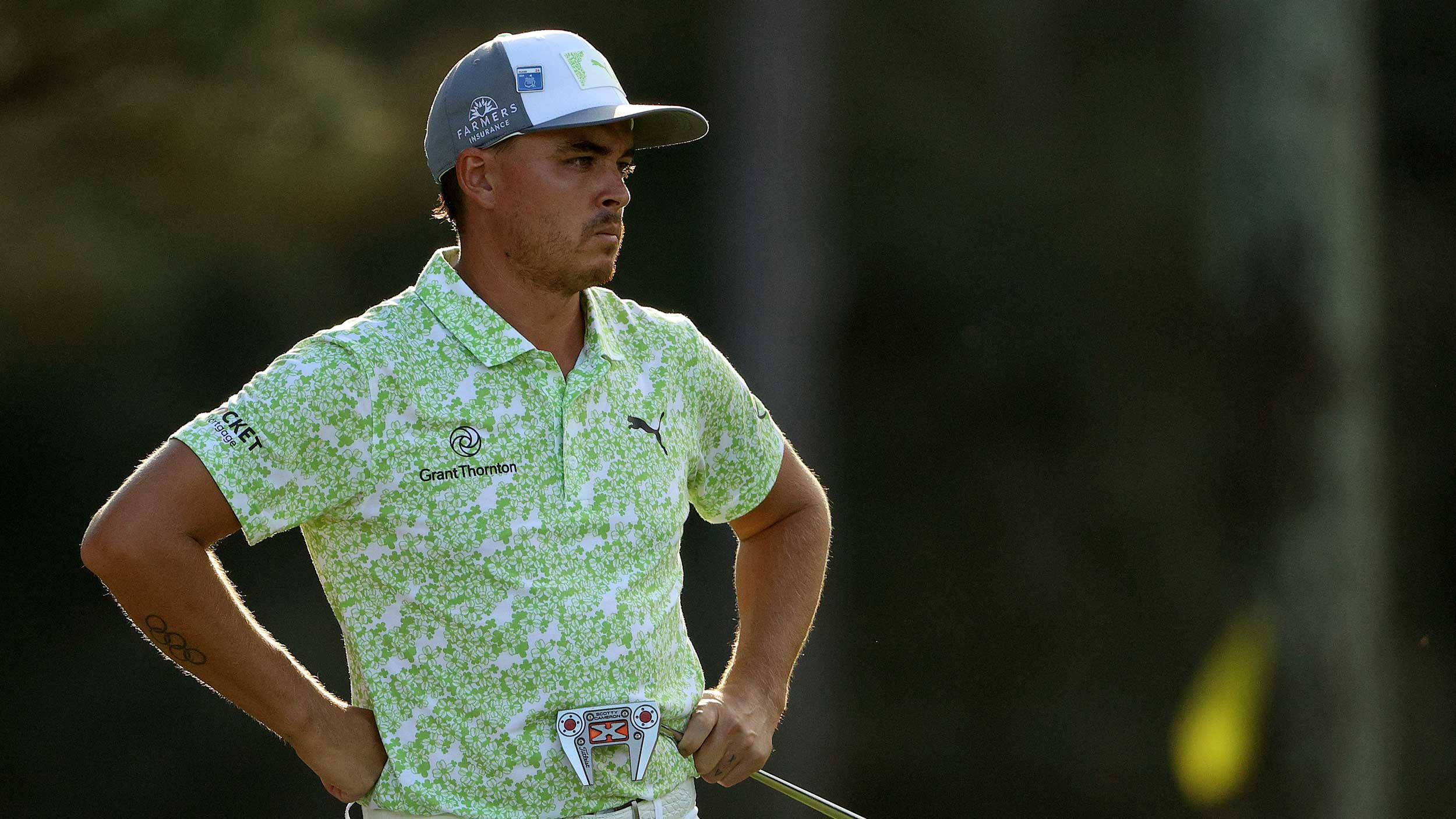 Rickie Fowler Flopped At Shriners -- Gets Another Chance At CJ Cup