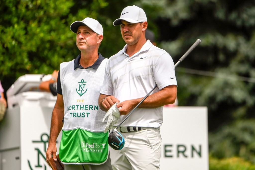 Brooks Koepka:  If He's Going To Catch Tiger -- Shouldn't He At Least Contend More Often?